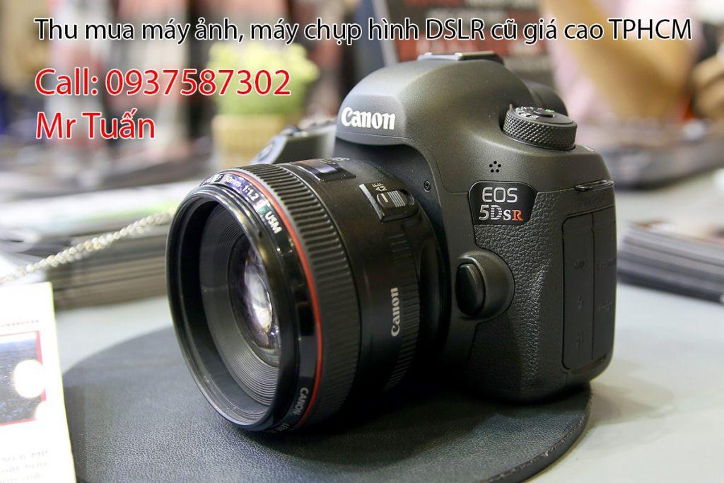 Thu mua máy ảnh cũ giá cao TPHCM